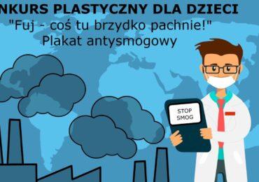 Stop Smog – Konkurs Plastyczny dla dzieci
