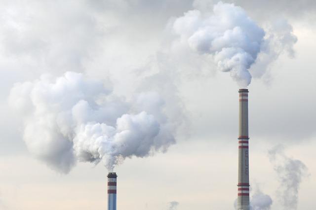 instalacje i emisja gazów i pyłów