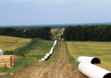 Budowa gazociągów w świetle ochrony przyrody.