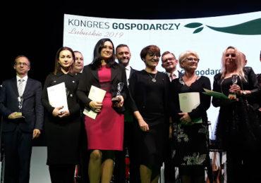 Oś Eko laureatem Nagrody Gospodarczej Marszałka Województwa Lubuskiego.