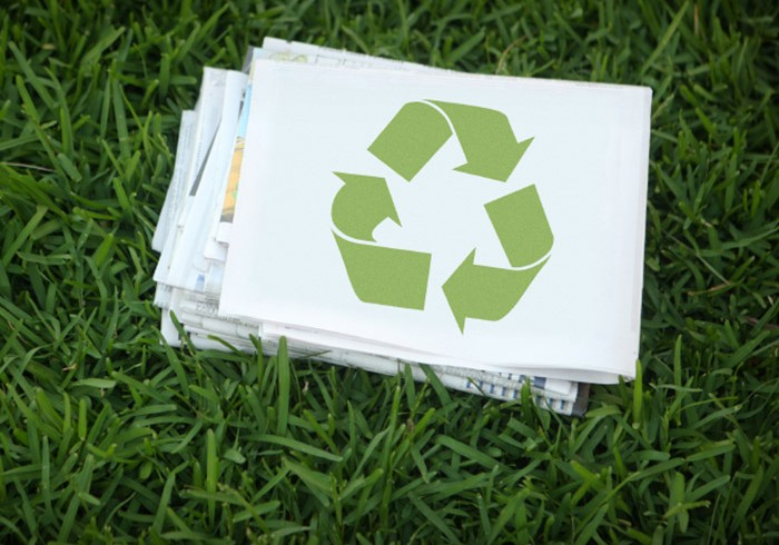 odzysk opakowań recykling